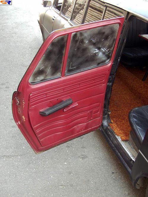 Шкодный лимузин. ФОТО
