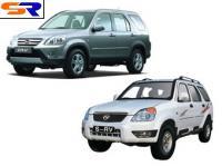 Как Хонда с Shuang Huan тягалась