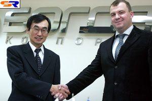Подписан контракт об образовании общего украинско-японского предприятия «Исузу Авто, Украина»