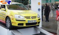 Фольксваген Гольф объехал вокруг света на 1300 литрах бензина