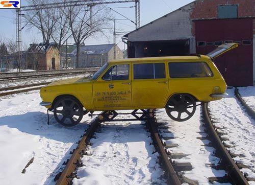 Поезд «Волга». ФОТО