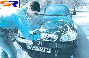 В городе Москва стартовал месячник «Чистый автомобиль»