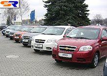 На Украине стартовали реализации нового Шевроле Aveo-II