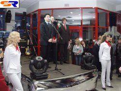 Тойота Камри представили в городе Днепропетровск