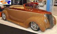 В Соединенных Штатах своровали диковинный Форд ценой в полмиллиона долларов США