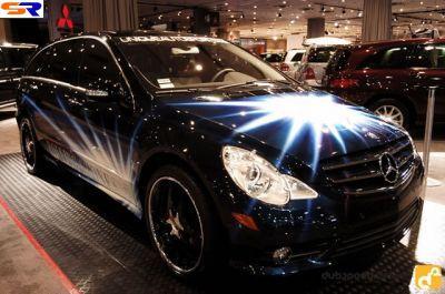 """Сливки"" NEW YORK Авто Show 2006. Фото."