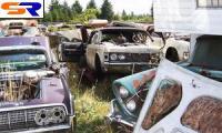 Славянский письмоносец расколол 33 автомашины за 23 года