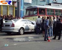 Катастрофа в Точно остановила троллейбусы на 2 дня