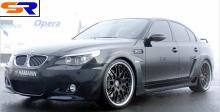 БМВ М5 от Hamann: спорт-кар в стилистике ДТМ