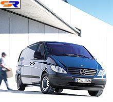 2 года свободного ТО и 2-й год обещания для авто Мерседес-Бенц Vito и Viano