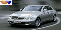 Мерседес-Бенц CLS: свежие двигатели и средства безопасности
