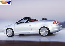 В масштабах демонстрации AUTOMOTІVE UKRAІNE 2006 пройдет премьера кабриолета-купе Фольксваген Eos