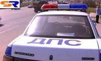 В Хабаровске работники милиции форсировали уличную гонку