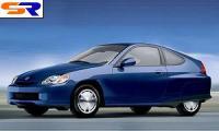 Хонда Insight поменяют свежим гибридом