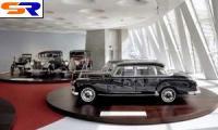 DaimlerChrysler приоткрыл свежий музей марки Мерседес-Бенц