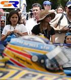 Гран При Севильи для Алонсо