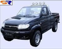 Модернизированные УАЗ Патриот и Хантер, и целиком свежий УАЗ Патриот вседорожник презентованы на SIA-2006