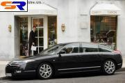 Свежий бизнес седан Ситроен C6 был презентован в процессе Интернационального автомобильного салона SIA-2006