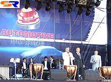 Автотриумф в Киеве. Началась первая специальная автомобильная выставка Automotive Ukraine 2006