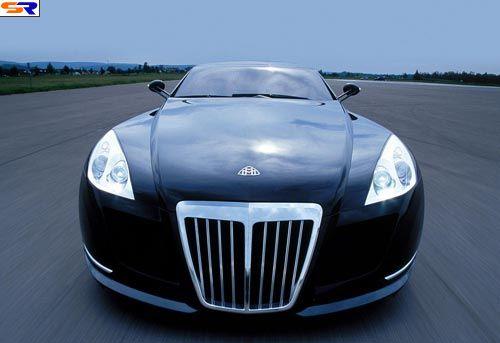 Maybach— одна изсамых дорогостоящих автомашин амире! ФОТО