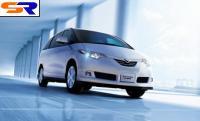 Тойота произвела следующее поколение Estima Гибрид