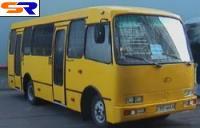 Автолюбители автобусов угрожают двигаться согласно законам