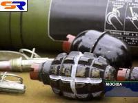 В столичном автомобильном салоне нашли склад боеприпасов
