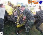 Трое людей были убиты в итоге ужасного ДТП в Крыму.