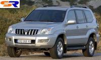 Самым похищаемым авто в городе Москва стал Тойота Лэнд Крузер