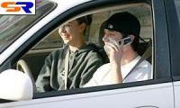 Автолюбитель с мобильным телефоном опаснее нетрезвого