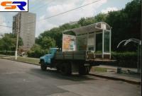 В центре Киева могут запретить перемещение грузовых автомобилей