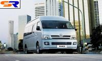 Тойота отзывает в Японии 24 000 Hiace