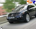 Ниссан продемонстрировал Murano GT-C