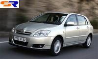 Тойота Королла стала самой реализуемой автомашиной в Японии