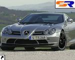 Мерседес-Бенц продемонстрировал SLR 722 Edition