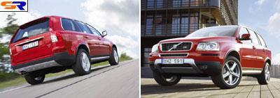 Вольво Car Корпорэйшн вводит на рынок Вольво XC90 Sport