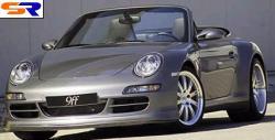 Порше 911 Кабрио от компании 9ff: 350 км/ч