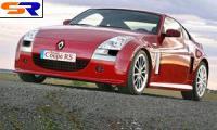 Рено сделает из Ниссан 350 Z спорт-купе RS