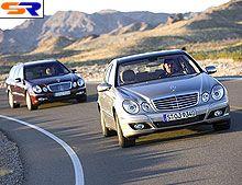 Акция: 3 года свободного ТО и 3-й год обещания для авто Мерседес-Бенц E-класса