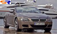 БМВ М6 Кабрио появился на Английском автомобильном салоне