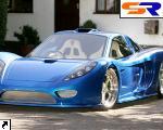 Barabus продемонстрировал супер-кар производительнее Bugatti Veyron
