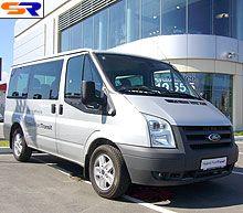 Нет лимита безукоризненности – свежий Форд Транзит  на Украине