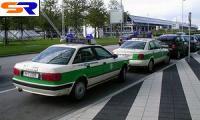 Началось 60-е интернациональное полицейское авто-ралли