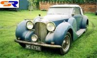 На аукционе реализовали диковинный Лагонда 1939 года производства