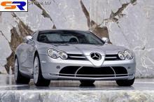 Мерседес-Бенц отзывает супер-кары SLR Макларен