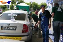 В Симферополе прошел первый полуфинал Эконом Авто-ралли «Skoda Гран-при Украина - 2006»
