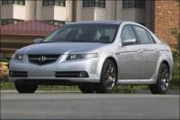 Хонда обнародовала фотографии Акура TL Type-S