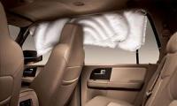 Форд сделал обычными побочные шторы безопасности