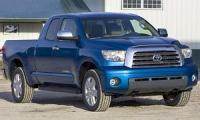 Начало реализаций Тойота Тундра отменяется