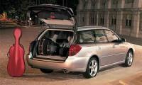 Субару Легаси Wagon назван самым лучшим универсалом 2006 года